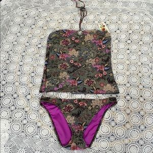 Lucky brand bathing suit